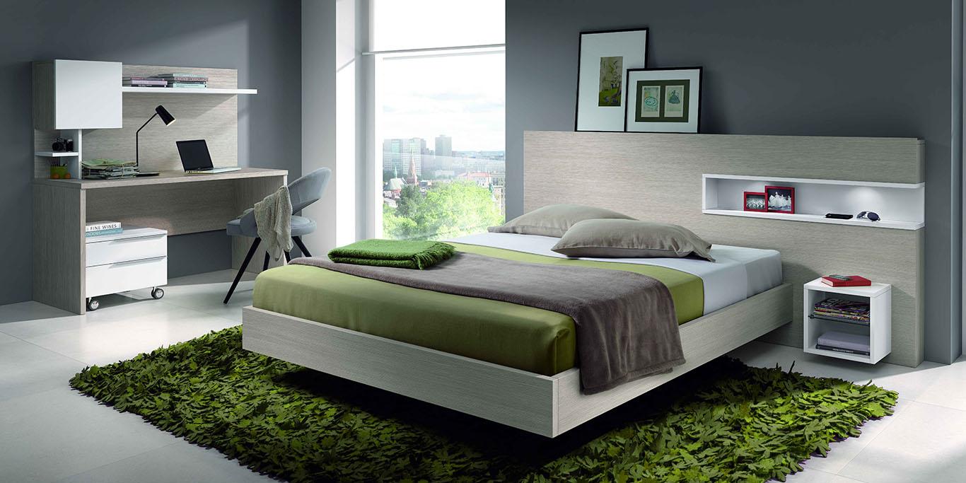 Dormitorios modernos for Dormitorios rusticos modernos