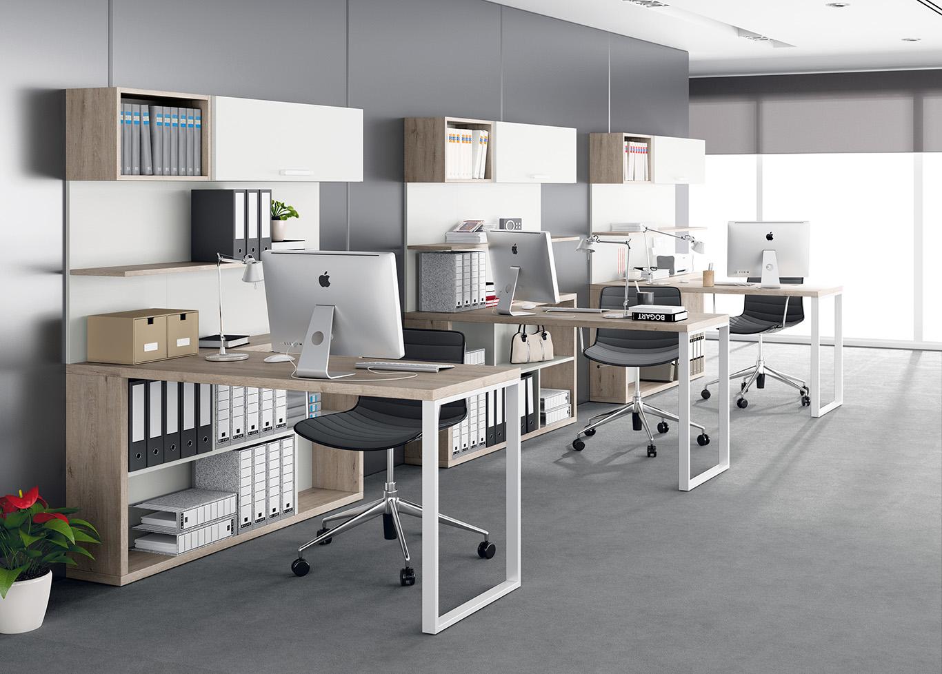Estudio y despacho for Muebles despacho baratos